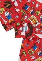 Classic - Printed sleepwear set Multi-colour