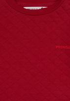 Pringle of Scotland - Top Red