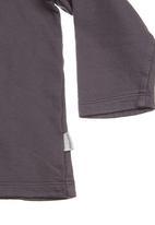 Sticky Fudge - Long-sleeved top with print Dark purple