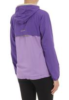 New Balance  - Sequence Hooded Jacket Purple