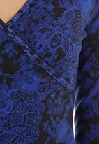 KARMA - Layered top Multi-colour