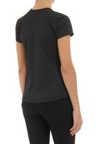 edge - Active T-shirt Black