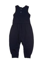 Charlie + Sophie - Playsuit Navy