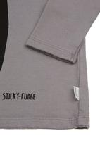 Sticky Fudge - Susan sweater Brown