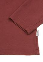 Sticky Fudge - T-shirt with camera print Red
