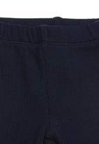 Sticky Fudge - Plain leggings  Navy