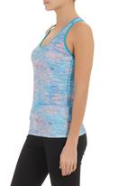New Balance  - Get Back Racer Top Turquoise