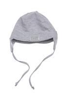 Sticky Fudge - Pilot cap Grey