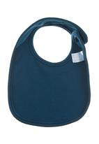 Sticky Fudge - Branded bib  Blue (dark blue)