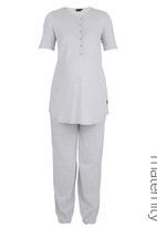 Cherry Melon - Pyjama Set Grey