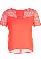 edge - Lumo Sporty Top Orange