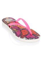 Havaianas - Girls Fashion Flip-Flops Pink