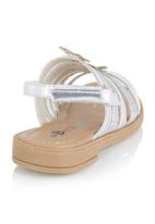 Brats - Butterfly Sandals Silver