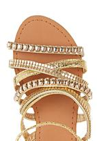 Dolce Vita - Studded Sandal Gold