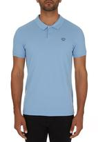 GUESS - Two-tone Golfer Blue/Black