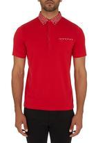 Jonathan D - Sanforized Golfer Red