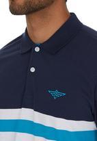 Aquila - Angelo Golfer Navy
