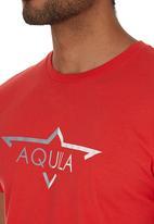 Aquila - Ben T-shirt Red
