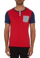 Cutty - Paul T-shirt Red