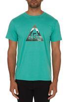 555 Soul - Ashton Crew T-shirt Green