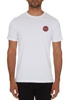 RVCA - Motor Chest T-shirt White