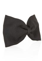 FUNKY FISH - Hair Bow Brown