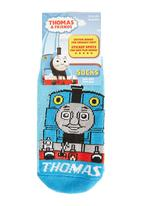 Character Baby - Thomas Tank Engine Slipper Socks Mid Blue