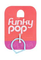FUNKY FISH - Sunglasses Girls Ring Pale Blue