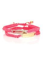 FUNKY FISH - Girls Love and Dream Bracelets Multi-colour