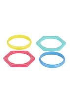 FUNKY FISH - Girls Bangles Set Multi-colour