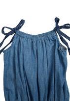 Sam & Seb - Jumpsuit Mid Blue