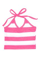 Sam & Seb - Halter-Neck Top Mid Pink