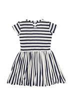 Sam & Seb - Printed Dress Blue/White