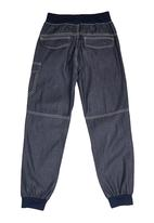 Sam & Seb - Denim Track Pants Mid Blue