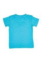 Next - Plain T-Shirt Mid Blue