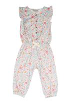 Next - Ditsy Print Jumpsuit Multi-colour