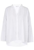 Next - Beach shirt White