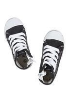Brats - High-Top Sneaker Black