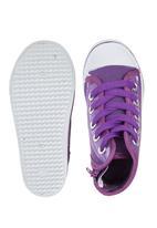 Brats - High-Top Sneaker Mid Purple