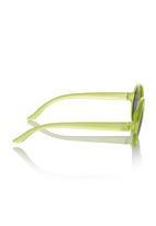 Next - Round Sunglasses Light Green