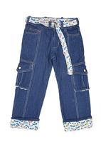 Portchie Gear - Jeans Dark Blue Black Denim