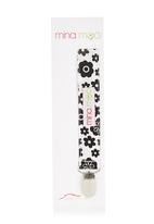 Mina Moo - Daisy Dummy Clip Black/White