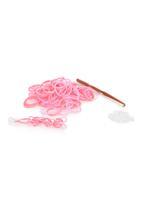 FUNKY FISH - Loom Bands Dark Pink