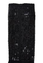 STANCE - Sequin Socks Black