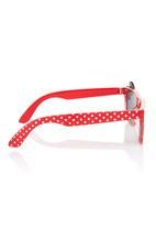 Viper - Polka-Dot Sunglasses Red