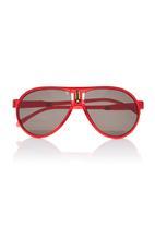 Viper - Sunglasses Mid Red