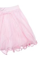 Precioux - Tulle Skirt Pale Pink