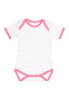 Precioux - Girls Babygro White