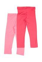 Precioux - 2-Pack Girls Leggings Pale Pink