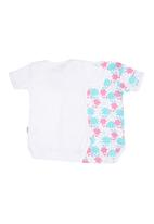 Precioux - 2-Pack Girls Babygro Pale Pink
